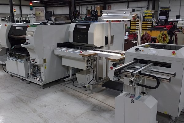 Used SMT Machinery