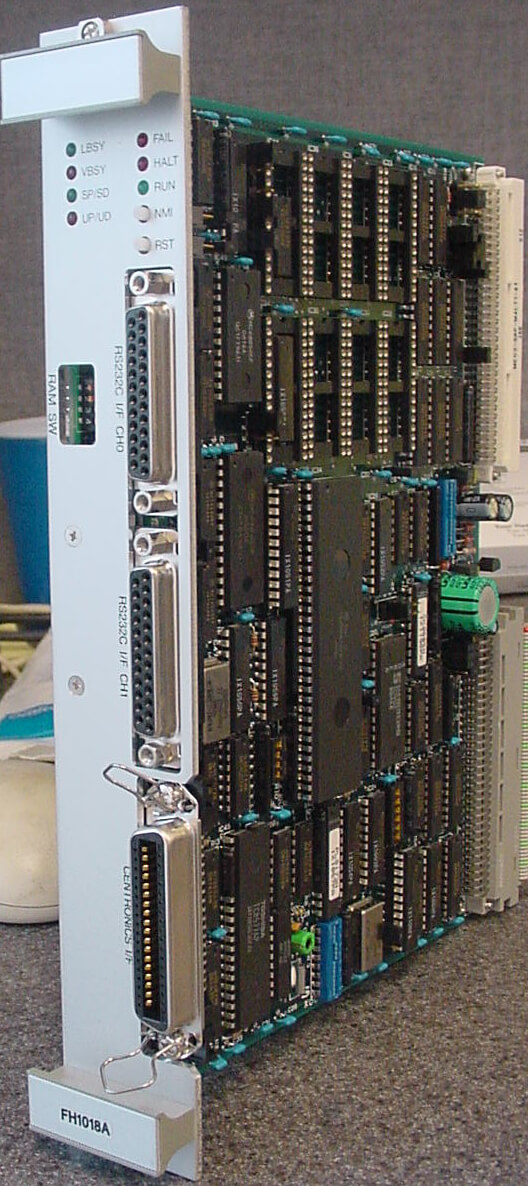 Double Stack CPU Board (PN: VM1152, FH1018A FH1018A)