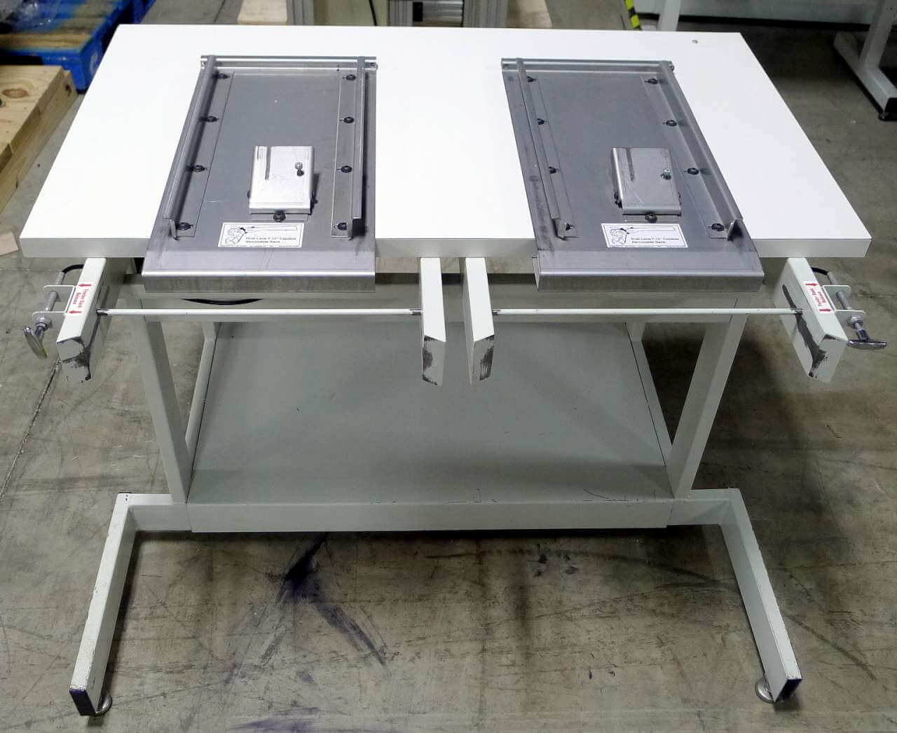 Universal Feeder Bank Storage Table Accessory