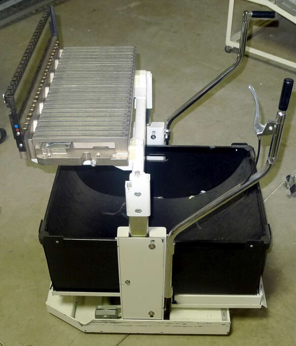 Panasonic MSF Feeder Bank Cart