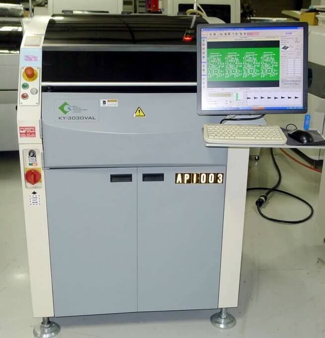 Koh Young KY-3030 VAL 3D Solder Paste Inspection Machine