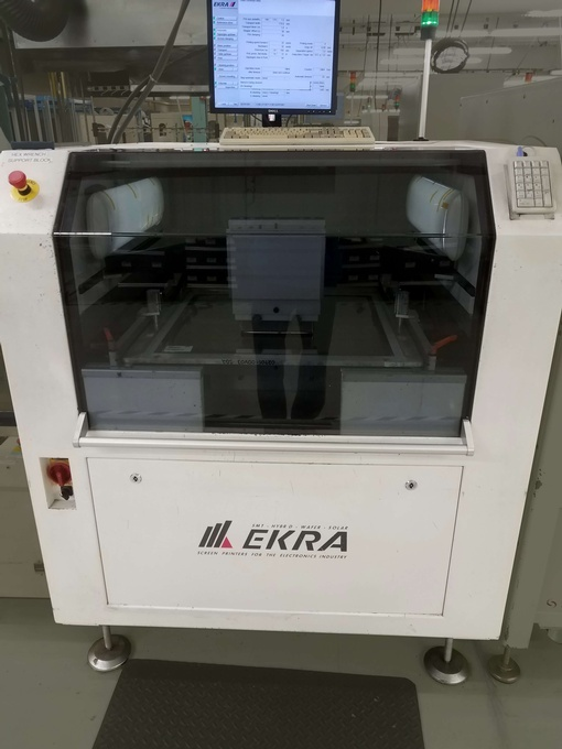 EKRA E5 Screen Printer