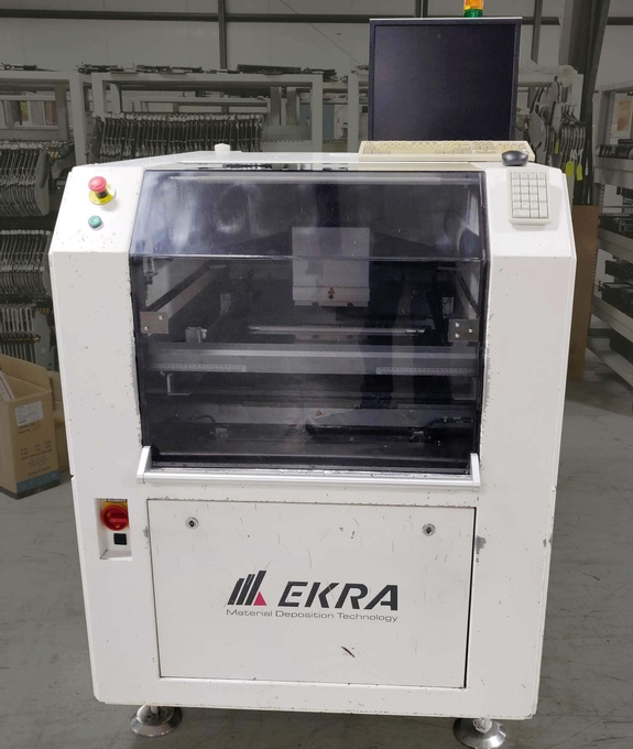 EKRA X5 Screen Printer