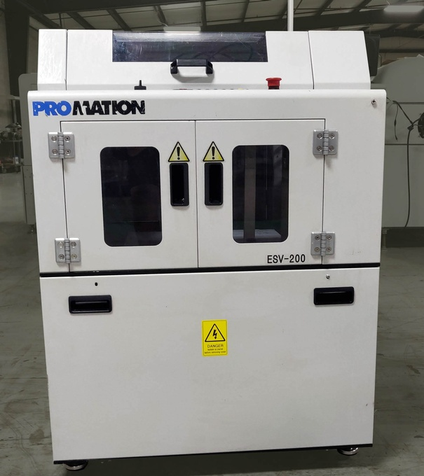 Promation Vacuum Bare Board Loader ESV-200U