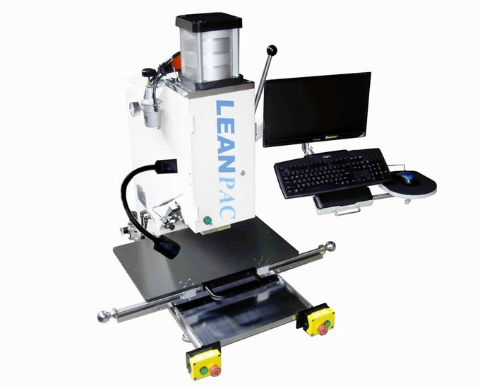 Nextron LPM2 Press-Fit Machine