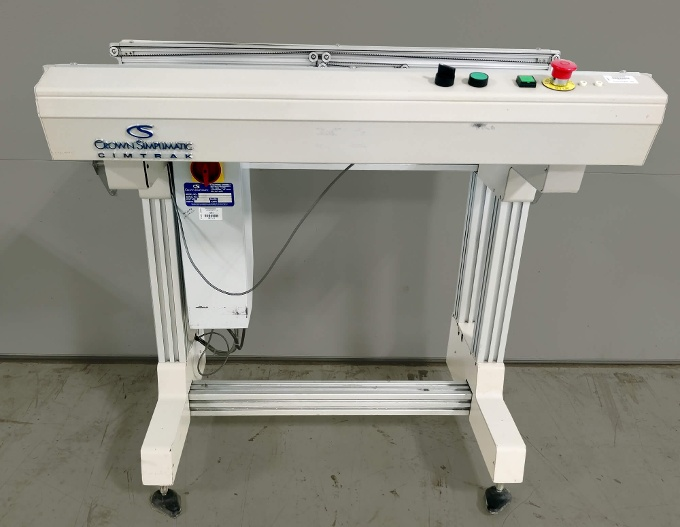 Simplimatic 2010 - 1 meter SMT Transfer Conveyor