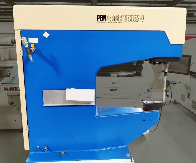 PEMSERTER Series 4 Insertion Machine