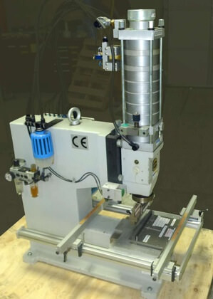 Harting 09 99 0000 281 Pneumatic Press: click to enlarge