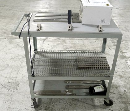 Universal Feeder Set-up Cart (24V / 42V): click to enlarge