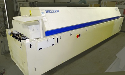 Heller 1912EXL Reflow Oven: click to enlarge