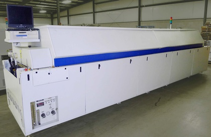 Heller 1900W Reflow Oven: click to enlarge