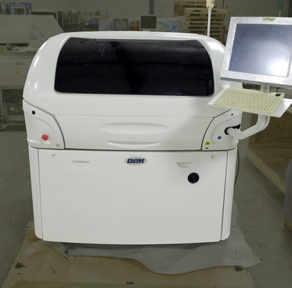 DEK Horizon 03i Screen Printer: click to enlarge