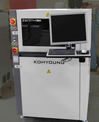 Koh Young Zenith LiTE Advanced 3D AOI: click to enlarge