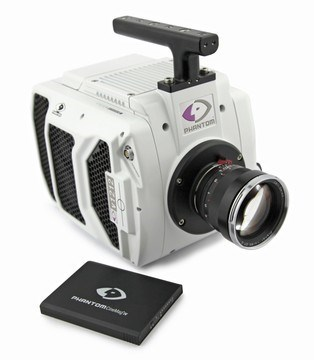 Phantom v1212 Ultrahigh-speed Camera