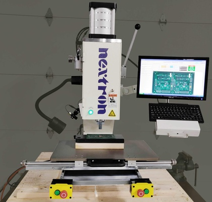 Nextron LPM2 Press-Fit Machine: click to enlarge