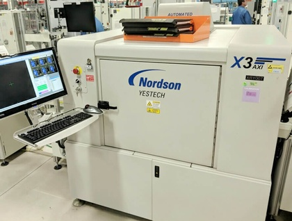 YESTech YTX-X3 3D X-Ray: click to enlarge