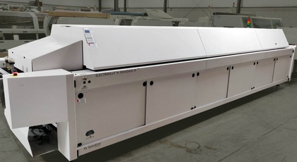 Electrovert Omni Excel 10 Reflow Oven: click to enlarge