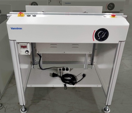 Vanstron PTB-460SE 1M Transfer Conveyor: click to enlarge